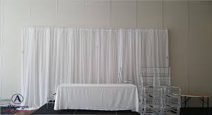 wedding backdrop toronto allcargos tent event rentals inc basic table backdrop