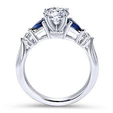 sapphire and engagement rings sapphire engagement rings blue sapphire rings gabriel co