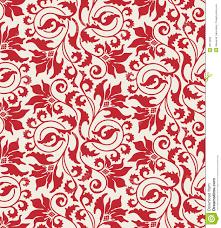 Modern Floral Wallpaper Floral Wallpaper Stock Photos Image 2874033