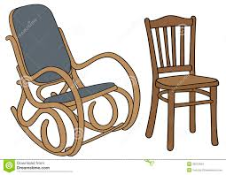 Old Rocking Chair Old Chair Stock Images Image 33212924