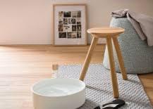 fonte and esperanto bathroom décor brings home spa style refinement
