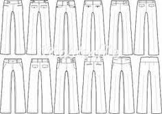 dress sketching templates google search clothing templates