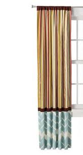 Target Turquoise Curtains by Missoni For Target Window Panel Curtains Patchwork Colore Striped