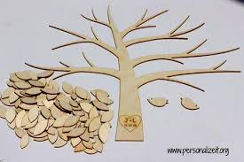 wedding tree guest book tree of diy kit a wedding guestbook alternative 136 leaves