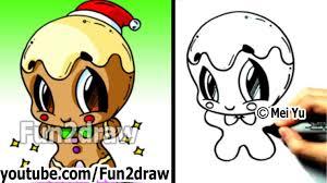 easy christmas present drawings temasistemi net