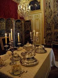 la table du roi louis xv exhibition at le châteaux de versailles