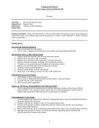 exles of current resumes 2 resume templates sle for kindergarten yun56 co exle