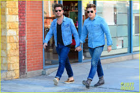 nate berkus and jeremiah brent celebrity couples pinterest