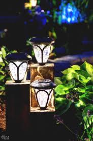 outdoor solar garden ornaments large solar gazing solar