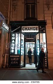 bureau de changes bureau de change exchange at the border gibraltar europe