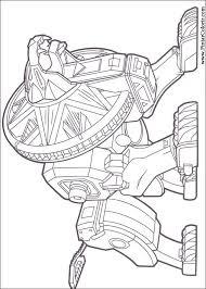 drawings paint u0026 colour power rangers print design 019