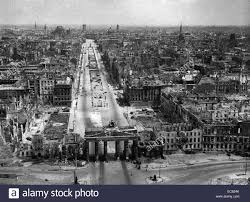 second berlin image shows berlin devastated at the end of the second world war
