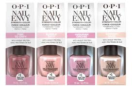 never enough nails opi nail envy now in color