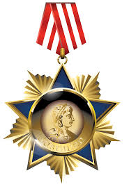 symbols orders medals and insignia of the aicac american