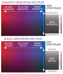 Aromantic Flag Asexuality An Introduction To The Asexual And Aromantic Spectrums