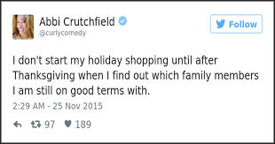 18 hilariously relatable tweets about thanksgiving the buddy