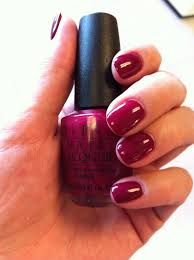 pdxbeautiful opi my throne for a cranberry scone dupe