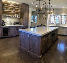 grey stained shaker kitchen cabinets kitchen renovation with grey stained oak cabinets home
