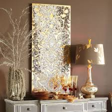 Decorative Accents For The Home by Mosaic Mirror Wall Decor 84 Nice Decorating With Modern Decoration