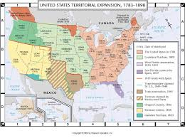 Pics Of Maps Of The United States by Atlas Map Us Territorial Expansion 1783 1898