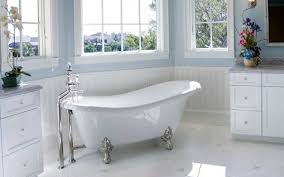 bathroom designs with clawfoot tubs claw tubs adding 19th century chic to modern bathroom design