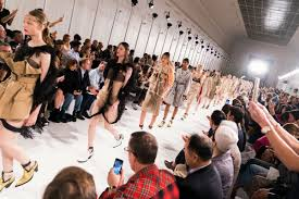 Brandname News Collections Fashion Shows by Lanvin U0027s New Artistic Director Olivier Lapidus Leaned In To