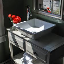 nsv109 ceramic vessel sink nantucket sinks usa
