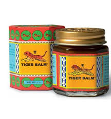 haw par red tiger balm muscle massage ointment