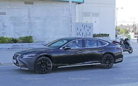first lexus model 2019 lexus ls f price release date specs design