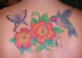 butterfly and flower tattoos tattoos and com