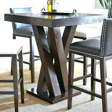 rectangle pub table sets rectangle pub table 5 piece rectangular pub table set medium oak