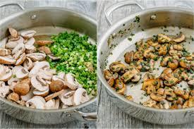 pasta recepies chicken florentine pasta recipe natasha u0027s kitchen