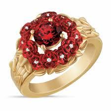 a dozen roses a dozen roses diamond ring the danbury mint