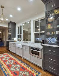 two tone kitchen cabinets white and grey two tone gray cabinet houzz