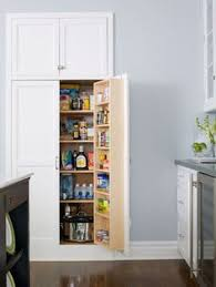 loads of info about types of pantry design includint the classic
