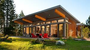 California Modular Homes Contemporary Modern Prefab Home Design CA - Modern modular home designs