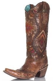 corral womens boots sale womens southwest top cowboy boots cognac