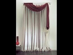 tende con drappeggio interior all tende mobile