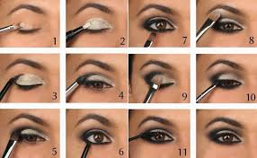 how to do makeup with black eyeshadow find and save ideas about