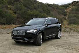 lexus xc 400 2016 volvo xc90 first drive with video the truth about cars