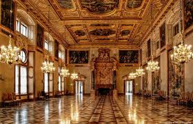 munich residenz golden hall former royal palace of the bavarian