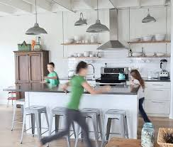 Farmhouse Kitchen Island Lighting Barn Pendants Matching Goosenecks For Farmhouse Kitchen