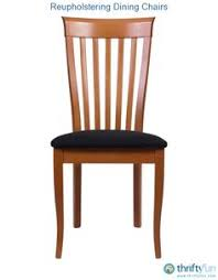 dining chair seat pads upholstery foam cushions firm