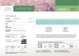 materasso per cer catalogo prodotti centro materasso catalogo sfogliabile