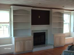 Fireplace Bookshelves by Built In Bookcases Around Fireplace Cabinetry U0026 Interiors