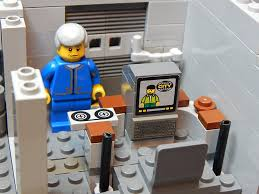 lego fallout 3 vault overseer u0027s office by mattforrest on deviantart
