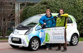 citroen electric citroen c zero around the world in an electric car