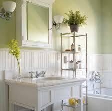 Bathroom Vanity Decor by Beadboard Bathroom Vanity Home Design Styles