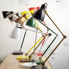 industrial task table lamp west elm uk