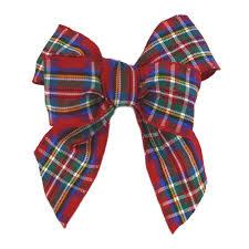 wired tartan ribbon stewart royal bows and decorations
